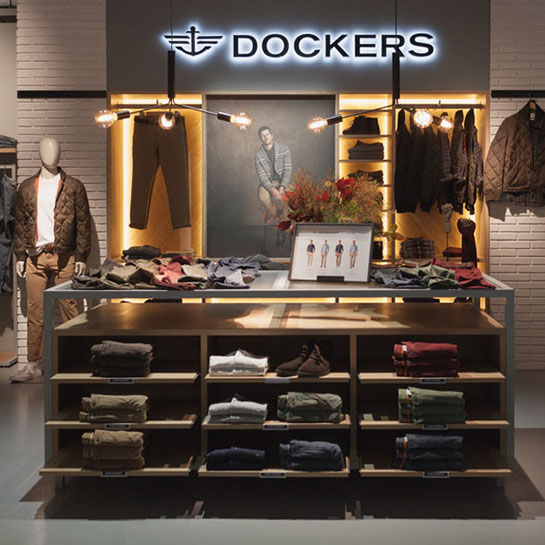 Dockers Store od Ergostore