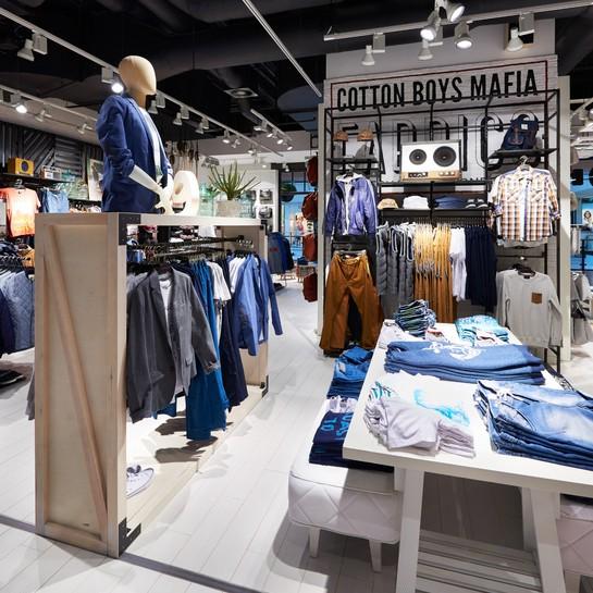 AErgo Store odświeżyło sklepy House w Rosji i Czechach