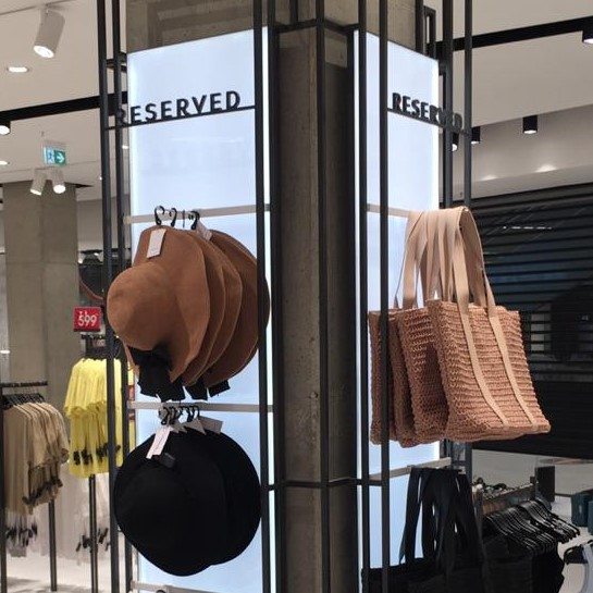 testumeblowanie sklepów odzieżowych