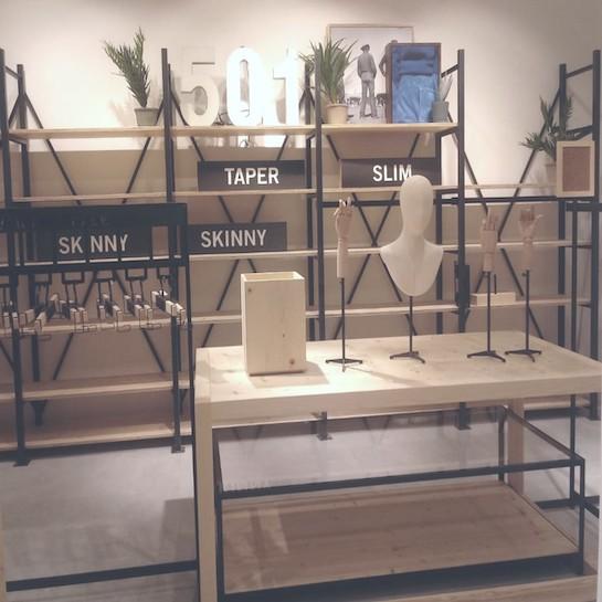 Awyposażenie powierzchni sklepowych