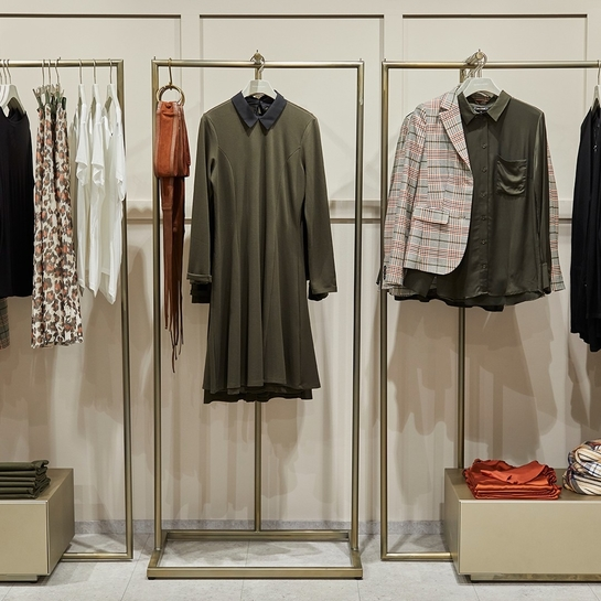 AKolejny butik More&More w Niemczech przygotowany przez Ergo Store