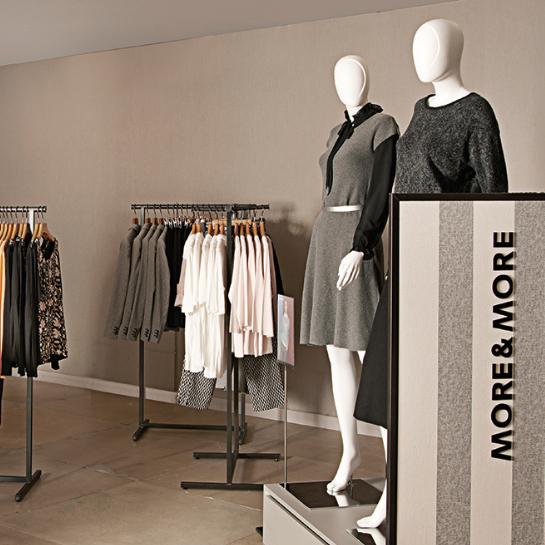 ANowa produkcja Ergo Store dla marki More & More w Niemczech