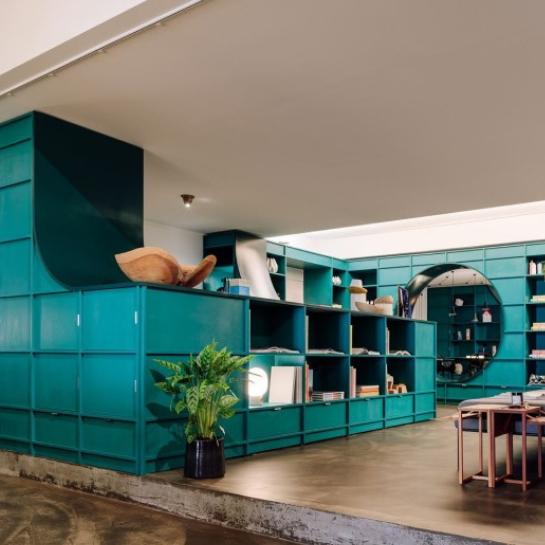 ASklep jak dom - jak architektura mieszkalna przeniknęła do wnętrza sklepów